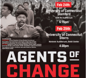 Poster for the film Agents of Change