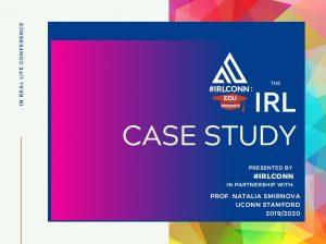 IRL Case Study Logo