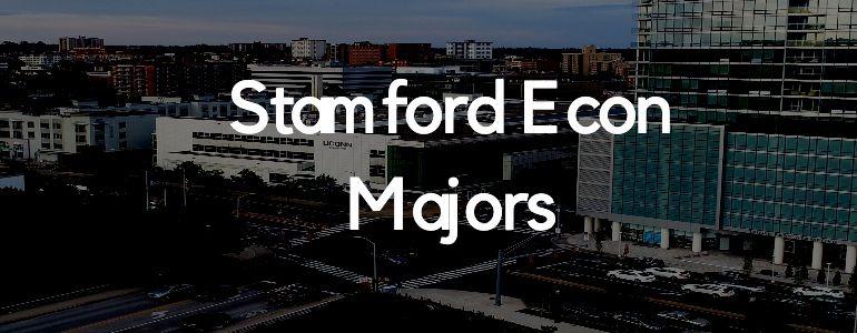 Stamford Econ Majors